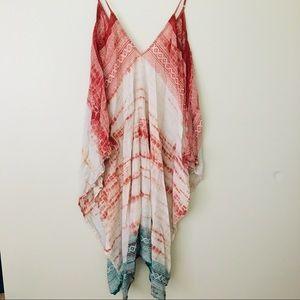 Lovestitch Boho Trapeze Dress